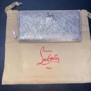 クリスチャンルブタン(Christian Louboutin)のクリスチャンルブタン 長財布 シャンパンゴールド 正規品(財布)