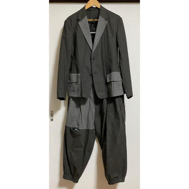 Yohji Yamamoto(ヨウジヤマモト)の蕾様専用 メンズのジャケット/アウター(テーラードジャケット)の商品写真