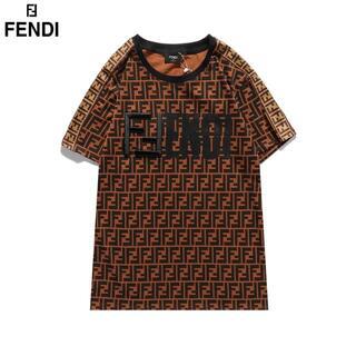 FENDI - ❷枚8000円送料込み フェンディ 0601 半袖/Tシャツ