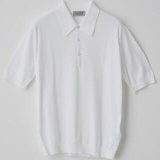 ジョンスメドレー(JOHN SMEDLEY)のシーアイランドコットン ジョンスメドレー 半袖ポロシャツ XL(ポロシャツ)