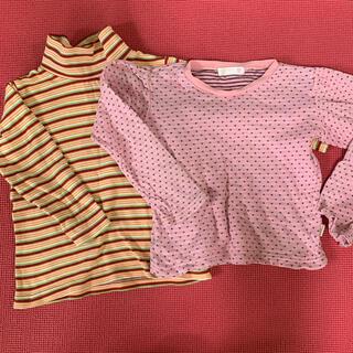 子供服 100 長袖(Tシャツ/カットソー)