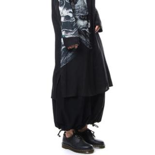 ヨウジヤマモト(Yohji Yamamoto)のbokugenka様専用 バルーンパンツ ヨウジヤマモト 18aw(その他)