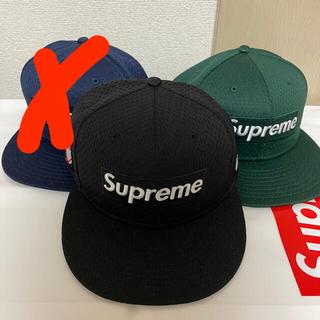 シュプリーム(Supreme)の7-3/8 2個セット Supreme new era シュプリーム(キャップ)