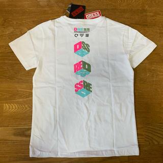 新品 DRESS CUBEシャツ(ウエア)