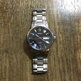 SEIKO - SEIKO TITANIUM 200BAR 腕時計