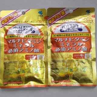 小林製薬 - 小林製薬 マルチビタミン ミネラル 必須アミノ酸