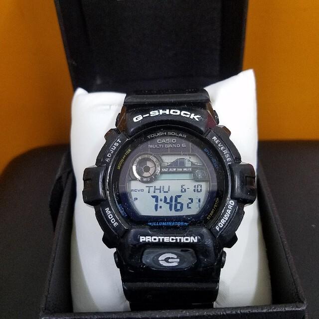 G-SHOCK(ジーショック)のG-shock 電波ソーラー新品電池交換済み メンズの時計(腕時計(デジタル))の商品写真
