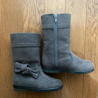 タルティーヌ エ ショコラ(Tartine et Chocolat)のタルティーヌエショコラ  ブーツ 16cm(ブーツ)
