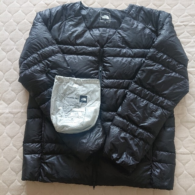THE NORTH FACE(ザノースフェイス)のノースフェイス ダウンジャケット エクスプローラーパーセルダウンカーディガン レディースのジャケット/アウター(ダウンジャケット)の商品写真