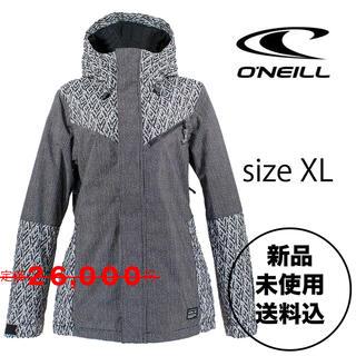 O'NEILL - ★新品・送料込★オニール レディーススノボウェアスノージャケットXLサイズ