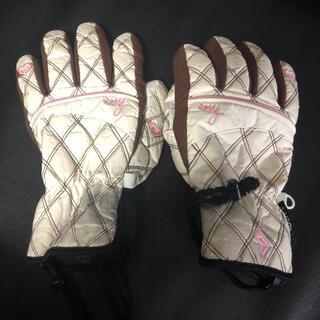 ロキシー(Roxy)のROXY グローブ 手袋 スノボー 雪(ウエア/装備)