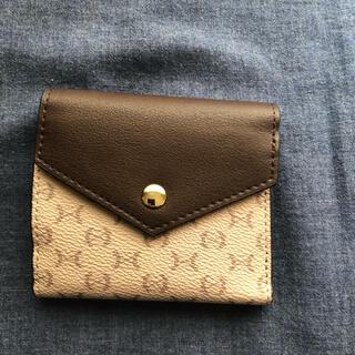 しまむら - しまむら CLOSSHI マカダム セリーヌ調 コンパクト財布 三つ折り財布