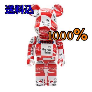 アトモス(atmos)のBE@RBRICK atmos × Coca-Cola 1000%(その他)