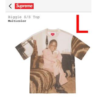 Supreme - Supreme Biggie S/S Top L