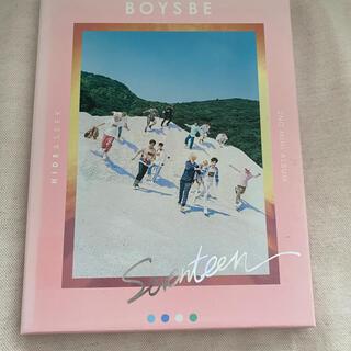 SEVENTEEN - seventeen boysbe hidever. CD
