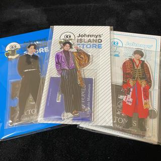 Johnny's - SixTONES 松村北斗 アクスタ アクリルスタンド