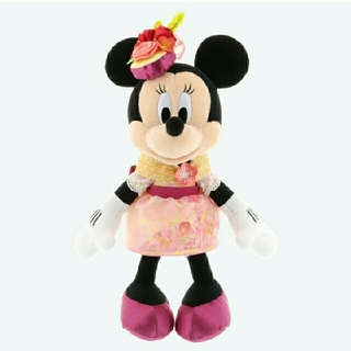 Disney - 東京ディズニーリゾート限定品 ぬいぐるみ ミニー