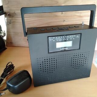 CDプレーヤー付ラジオ(ラジオ)