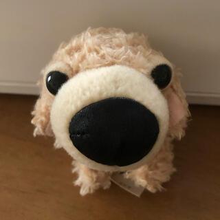マクドナルド(マクドナルド)のマック ハッピーセットTHE DOG ザドッグ ぬいぐるみ(ぬいぐるみ)