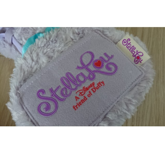 ステラ・ルー(ステラルー)のステラルー パスケース セット ディズニー パスポートケース ステラ・ルー エンタメ/ホビーのおもちゃ/ぬいぐるみ(キャラクターグッズ)の商品写真