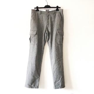 ステューシー(STUSSY)のSTUSSY Wool Blended Cargo Trousers(スラックス)