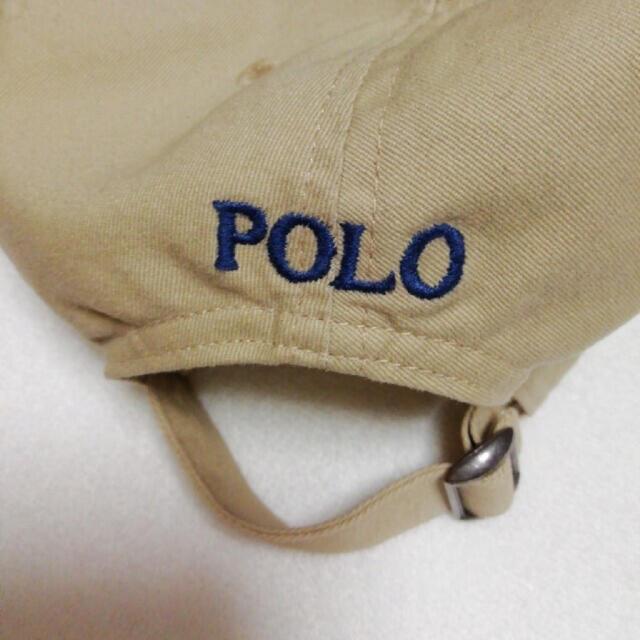 POLO RALPH LAUREN(ポロラルフローレン)のポロラルフローレン  キャップ レディースの帽子(キャップ)の商品写真