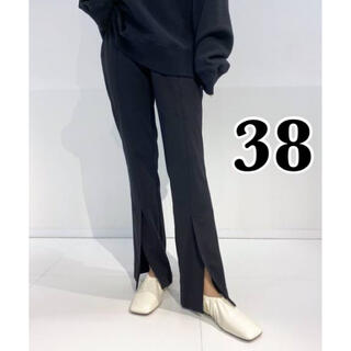 L'Appartement DEUXIEME CLASSE - CINOH/チノ 別注 センターベンツストレッチパンツ AP STUDIO 38