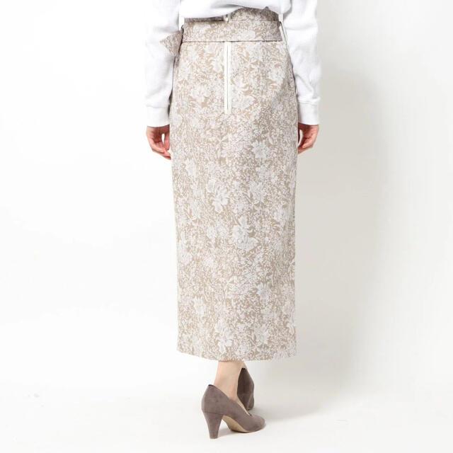 FRAY I.D(フレイアイディー)のFRAY I.D♡ジャガードペンシルスカート レディースのスカート(ロングスカート)の商品写真