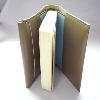単行本ハードカバー用本革ブックカバー2106621(ブックカバー)