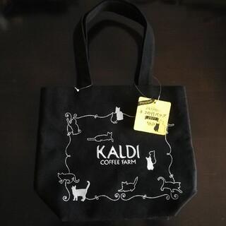 KALDI - カルディ ネコの日バッグ プレミアム 2021  KALDI  猫の日