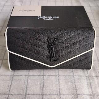 イヴサンローランボーテ(Yves Saint Laurent Beaute)の❀人気品美品/国内発送/送料込み❀ Y❤SL 長財布 小銭入れ(コインケース)