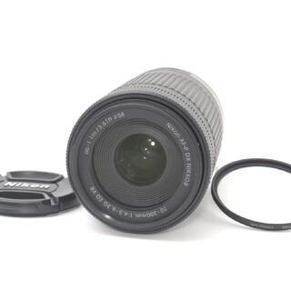 Nikon - 新型♪超望遠高速AFレンズ♪Nikon AF-P DX 70-300mm VR