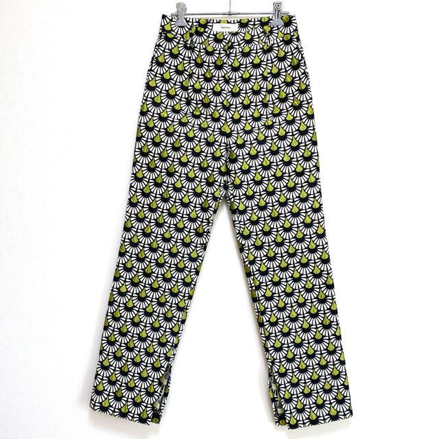 TODAYFUL(トゥデイフル)のtodayful / ジャガードスリットトラウザーズ パンツ レディースのパンツ(カジュアルパンツ)の商品写真