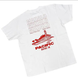 BEAMS - ビームス パシフィックドライブイン 限定 Tシャツ