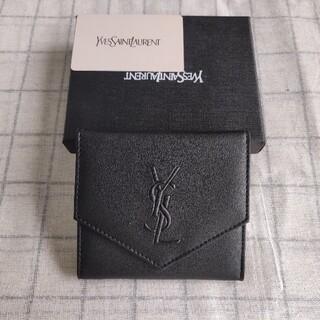 イヴサンローランボーテ(Yves Saint Laurent Beaute)の❀人気品美品/国内発送/送料込み❀ Y❤SL 折り財布 小銭入れ(コインケース)