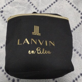LANVIN en Bleu - ランバンポーチ