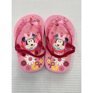 ディズニー(Disney)のミニーちゃん♡ビーチサンダル(サンダル)