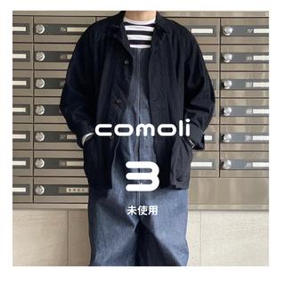 COMOLI - comoli デニム ワークジャケット