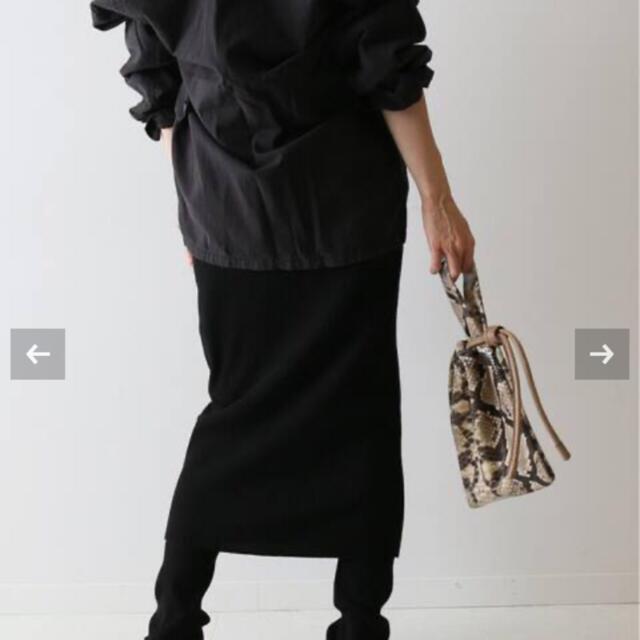 FRAMeWORK(フレームワーク)のFRAMeWORK レギンス付きスカート レディースのレッグウェア(レギンス/スパッツ)の商品写真