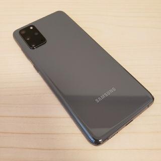 Galaxy - Galaxy S20+ 5G (SM-G9860)12/128GB グレー