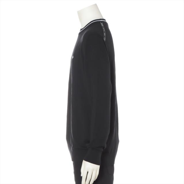 DIOR HOMME(ディオールオム)のディオールオム  ウール XL ブラック メンズ ニット メンズのトップス(ニット/セーター)の商品写真