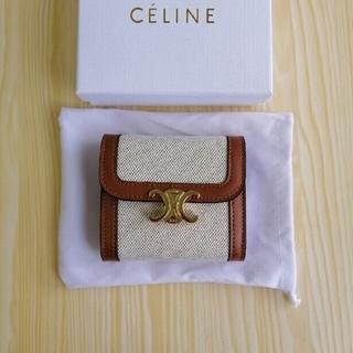 celine - 早い者勝ち!2「Celine☆セリーヌ」 折り財布 ☆ 小銭入れ
