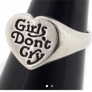girls don't cry リング