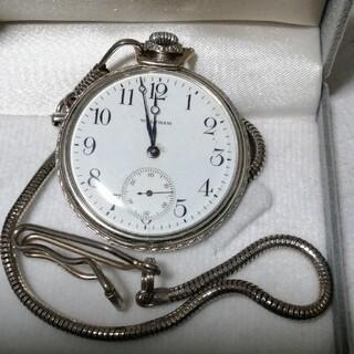 ウォルサム(Waltham)のWALTHAM  懐中時計(その他)