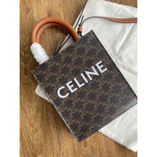 celine - CELINE セリーヌ トートバッグ スモール バーティカル カバ 未使用