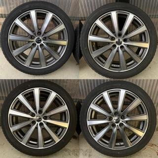 ヨコハマ ブルーアース GT AE51 215/45R17 4本ホイールセット