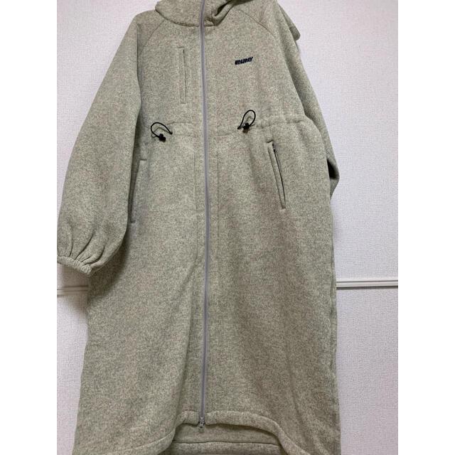 holiday(ホリデイ)のTHERMAL PRO FLEECE COAT レディースのジャケット/アウター(ロングコート)の商品写真