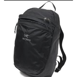 アークテリクス(ARC'TERYX)の今週最終出品☆ アークテリクス index 15 backpack(リュック/バックパック)