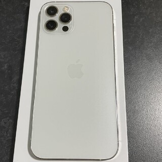 iPhone - iPhone12 pro 128GB SIMフリー シルバー