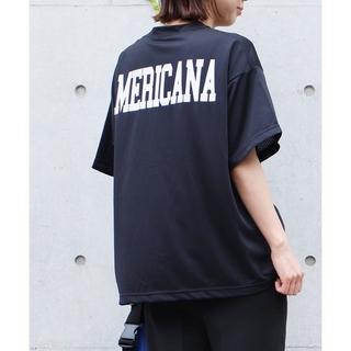 DEUXIEME CLASSE - Deuxieme Classe AMERICANA MESH Tシャツ